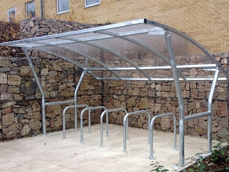 CambourneCycleShelters