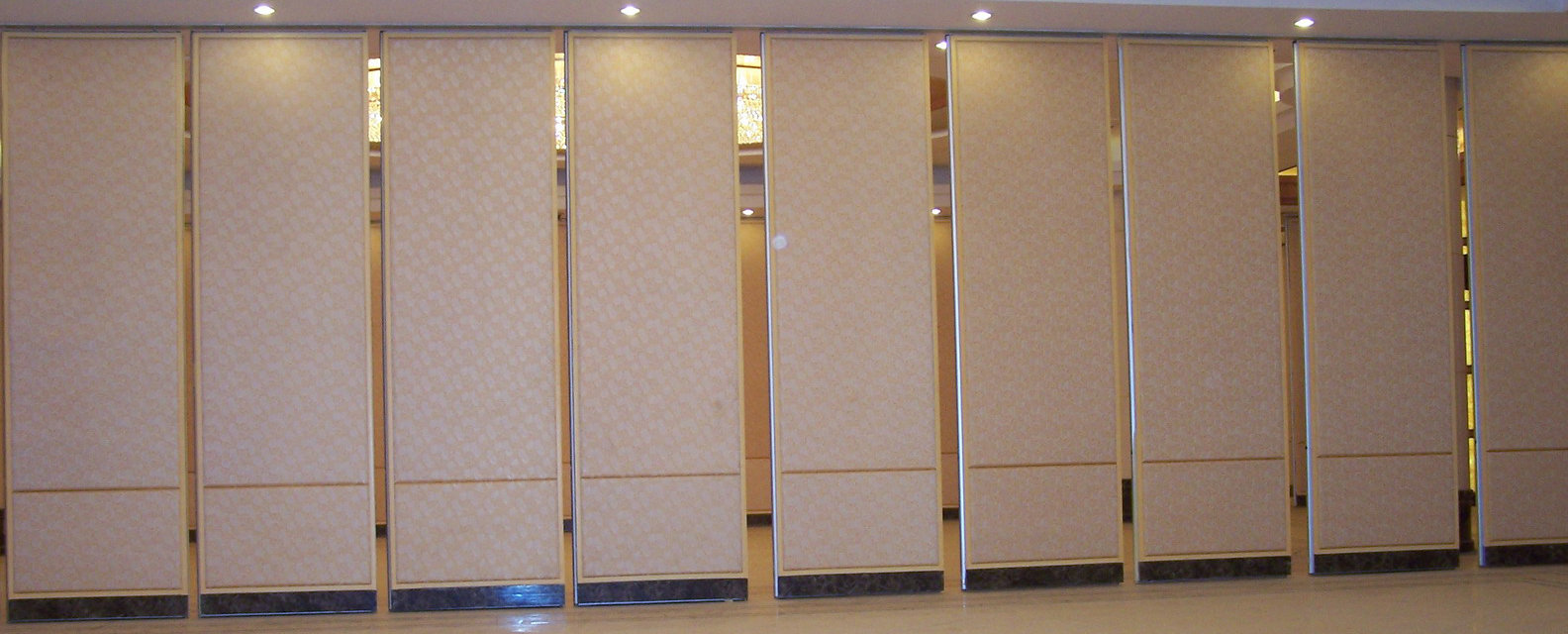 movable panel partition walls