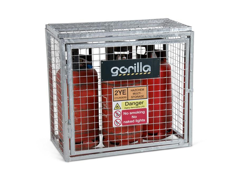Gorilla Cage