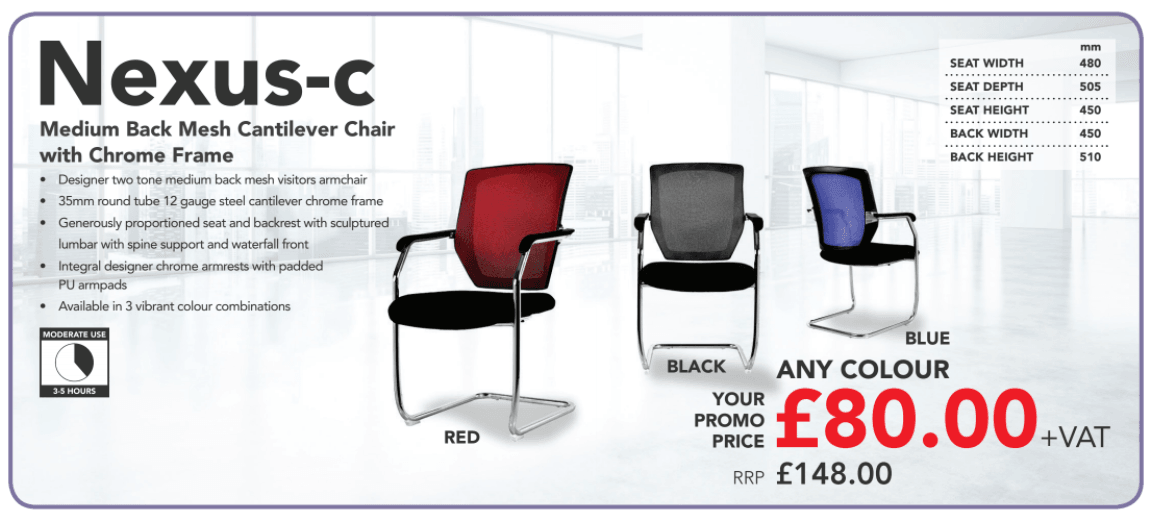 Office Furniture Summer Sale