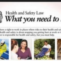 New Health and Safety Law Poster