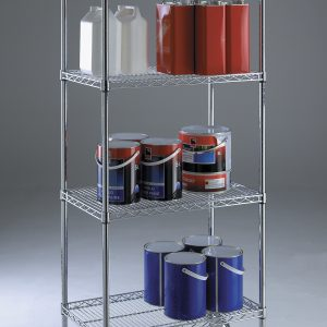 Movable shelving unit