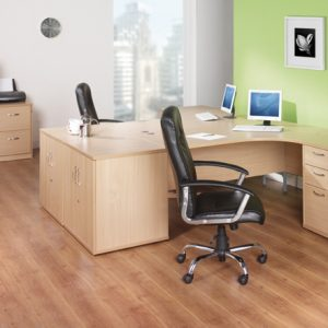 Office furniture and desk storage