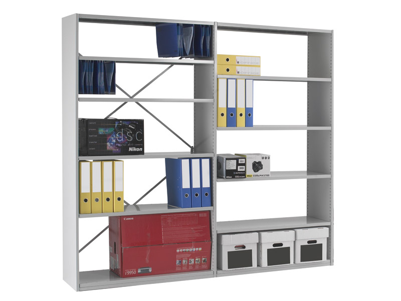 Office shelving units