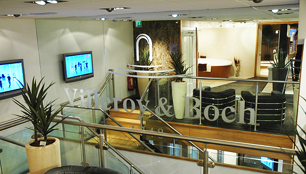 Villeroy and Bock office refit