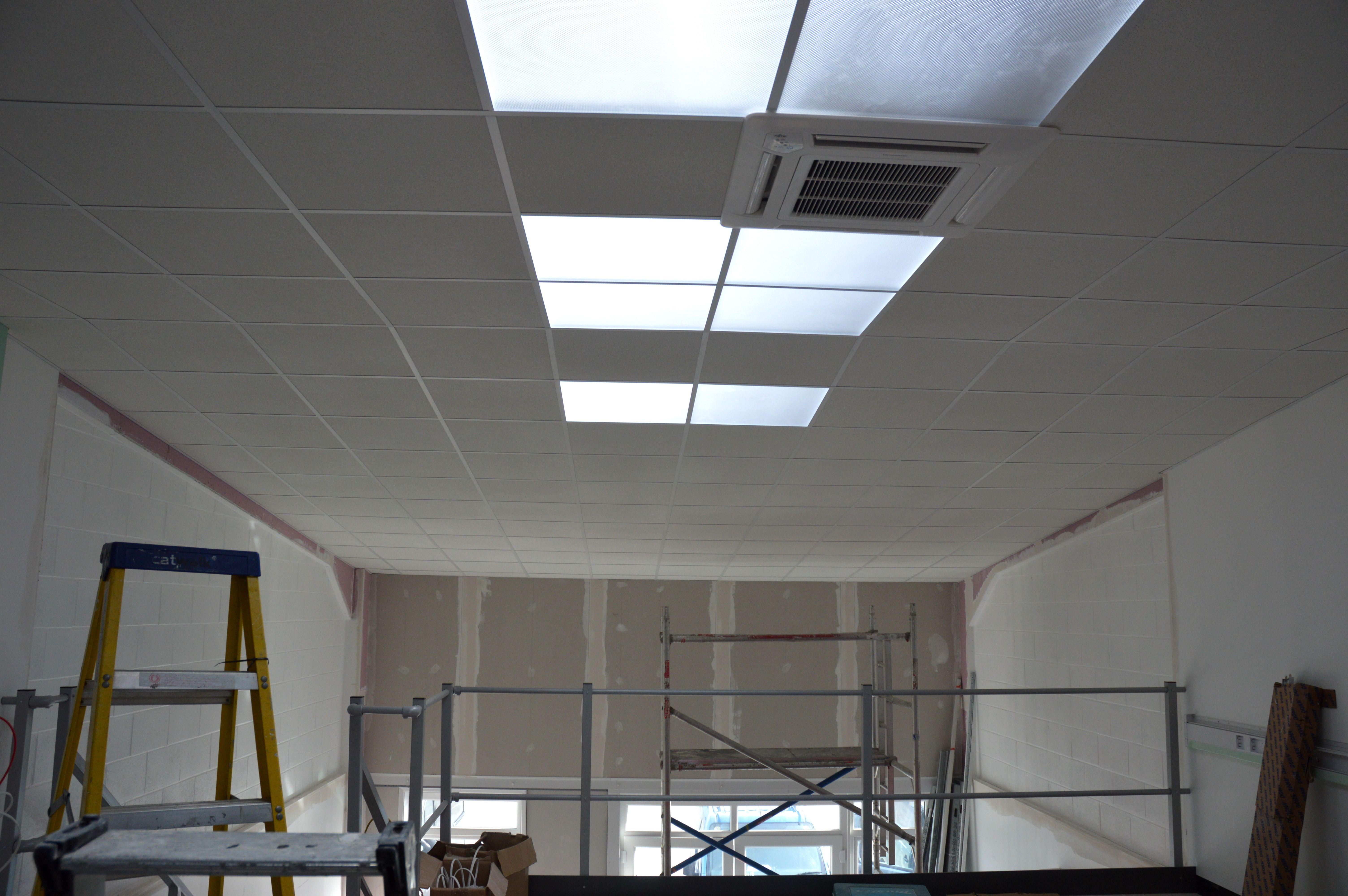 Office refurbishment - commercial interior